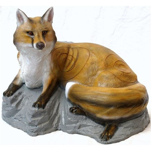 SRT Bedded Fox