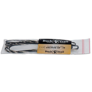 Buck Trail Traditional (Flemish) Dacron B50 Bowstring
