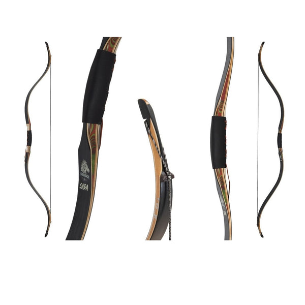 Oak Ridge Black Sada Horse Bow