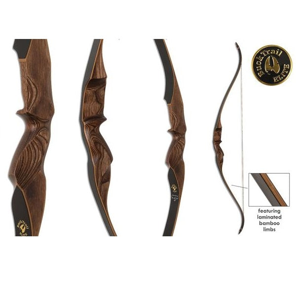 Buck Trail Elite Meridan One Piece Recurve
