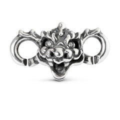 Dragon dobbeltled - X by Trollbeads