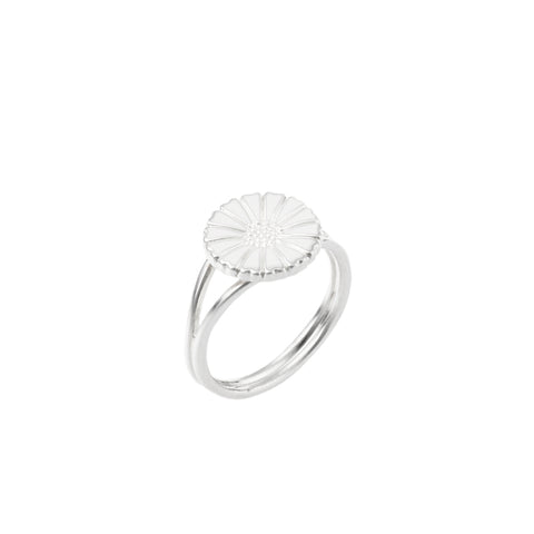 907011-h - Marguerit ring 11 mm fra Lund of Cph.