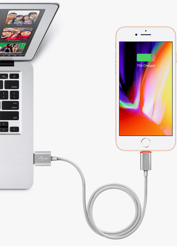 how to make iphone faster mipow glowsync cable 1268
