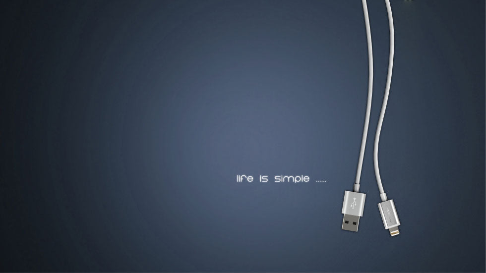 MIPOW GlowSync™ Charge & Sync Cable for Apple iPhone 5 (CCL03)