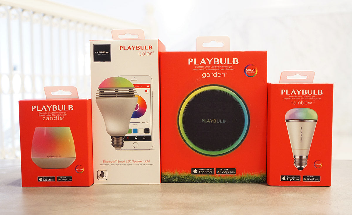 PLAYBULB Collection