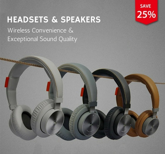 MIPOW Headsets & Speakers