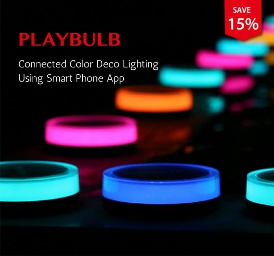 MIPOW Playbulb Smart Home Lighting