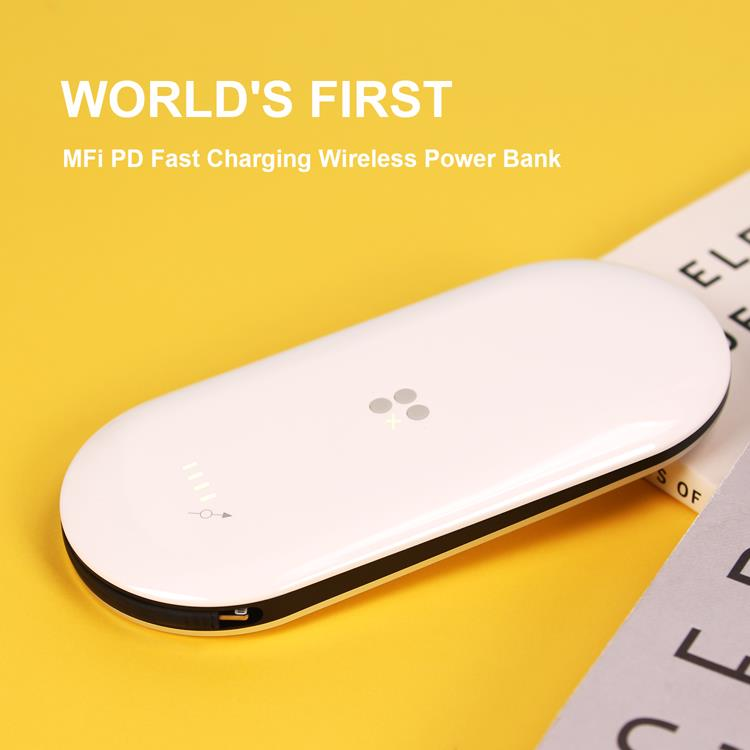 Power Cube X3 0 Series | The Coolest Wireless Fast Charging Power