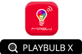 PLAYBULB X icon