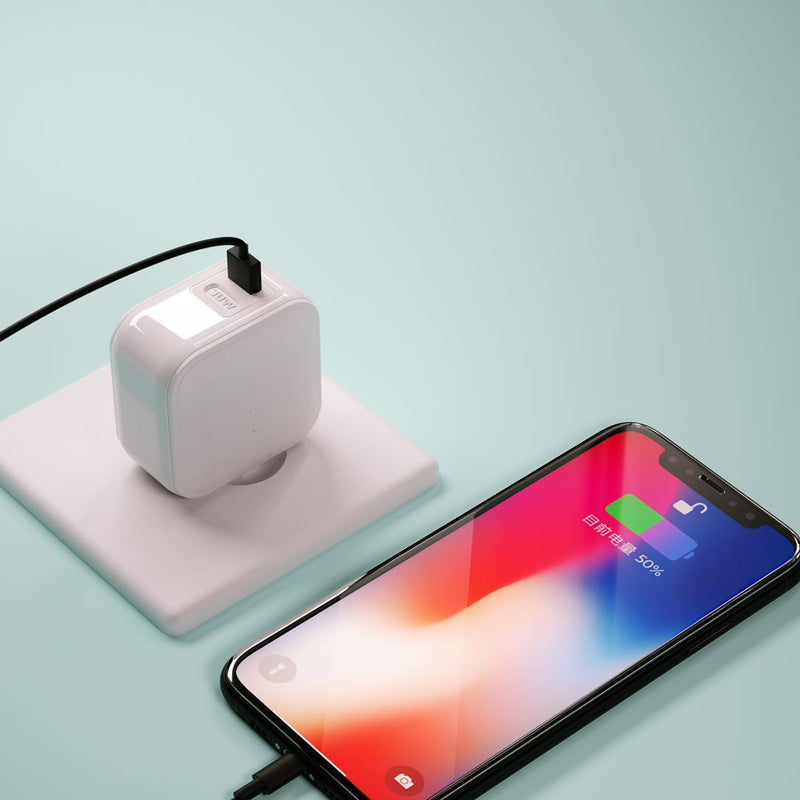 30W PD USB-C Wall-Plug Charger - MIPOW