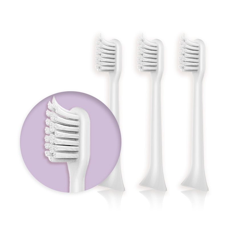 7 Types Toothbrush Heads - MIPOW