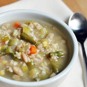 Recipes by Rosalie Gourmet Market-Rice and Vegetable Soup-Rosalie Gourmet Market