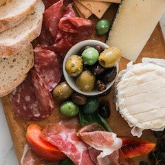 Platters and More Substantial - Rosalie Gourmet Market