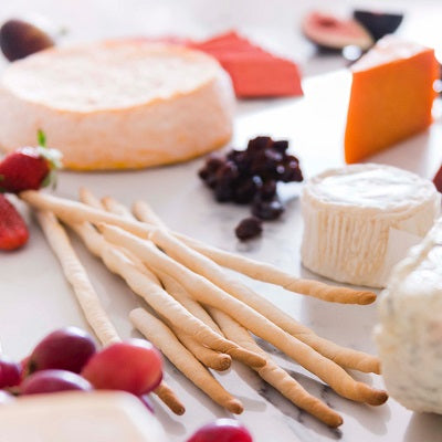 Cheese, Crackers and Condiments - Rosalie Gourmet Market