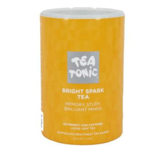 Tea Tonic - Bright Spark Loose Leaf Tea (100g) - Rosalie Gourmet Market