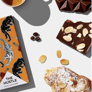 Hey Tiger - The Hustle (Coffee & Almond Butter Milk) - 90g - Rosalie Gourmet Market