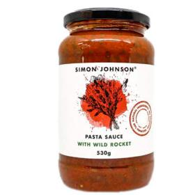 Simon Johnson Pasta Sauce with Wild Rocket 530g - Rosalie Gourmet Market