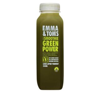 Emma & Tom's Smoothie Green Power 350ml - Rosalie Gourmet Market