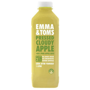 Emma & Tom's fresh apple juice - 1 Litre - Rosalie Gourmet Market