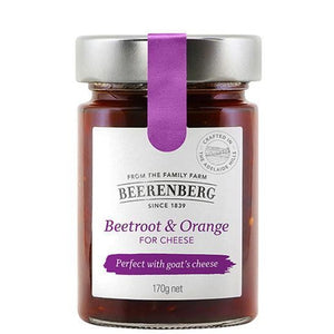 Beerenberg Beetroot & Orange for Cheese 170g - Rosalie Gourmet Market