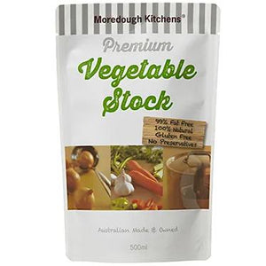 Moredough Kitchens - Vegetable Stock 500ml - Rosalie Gourmet Market