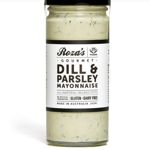 Roza's Dill & Parsley Mayonnaise (GF, DF) - Rosalie Gourmet Market