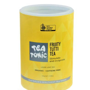 Tea Tonic - Loose Leaf Tea (170g) - Rosalie Gourmet Market