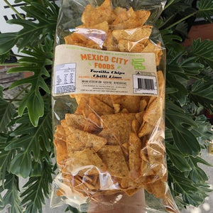 Mexico City Foods - Tortilla Chips - Chilli Lime 300g - Rosalie Gourmet Market