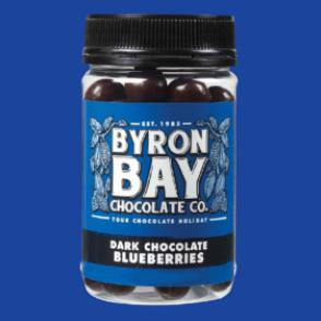 Byron Bay Chocolate Co - Dark Chocolate Blueberries - Rosalie Gourmet Market