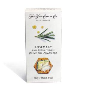 Fine Cheese Co Rosemary Crackers 125g - Rosalie Gourmet Market