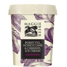 Maggie Beer Burnt Fig, Honeycomb & Caramel Ice Cream 300ml - Rosalie Gourmet Market