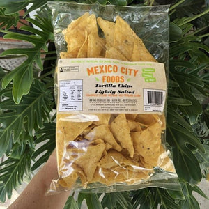 Mexico City Foods - Tortilla Chips - Lightly Salted 200g - Rosalie Gourmet Market