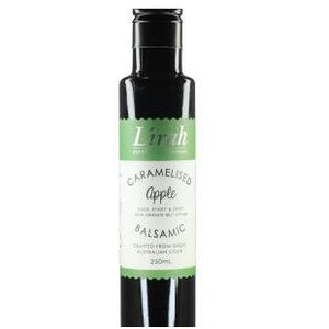 Lirah Caramelised Apple Balsamic 250ml - Rosalie Gourmet Market