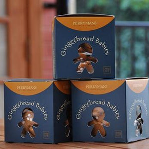 Perryman's Gingerbread Babies 70g - Currently out of stock - Rosalie Gourmet Market