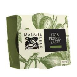 Maggie Beer Fig & Fennel Paste 100g - Rosalie Gourmet Market