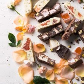 New Farm Confectionery White Rocky Road 200g - Rosalie Gourmet Market