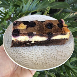 Blueberry Cheesecake Slice - Rosalie Gourmet Market