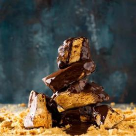 New Farm Confectionery Dark Honeycomb 150g - Rosalie Gourmet Market