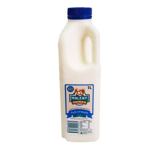Maleny Milk Full Cream - 1 Litre (Blue Top) - Rosalie Gourmet Market