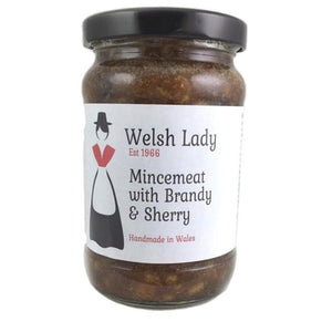 Mincemeat with Brandy & Sherry 315g - Welsh Lady - Rosalie Gourmet Market