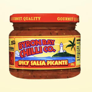 Byron Bay Chilli Co - Spicy Salsa Picante 300g - Rosalie Gourmet Market