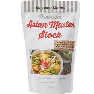 Moredough Kitchens - Asian Master Stock 500ml - Rosalie Gourmet Market