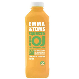 Emma & Tom's fresh orange juice - 1 Litre - Rosalie Gourmet Market