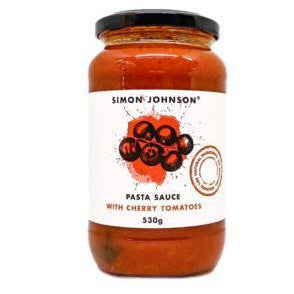 Simon Johnson Pasta Sauce with Cherry Tomatoes 530g - Rosalie Gourmet Market