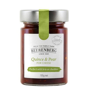Beerenberg Quince & Pear for Cheese 195g - Rosalie Gourmet Market