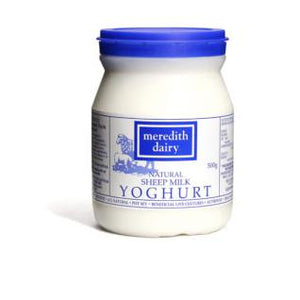 Meredith Dairy Sheep Milk Blue Label Yoghurt 500g - Rosalie Gourmet Market