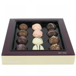 Belgian Delights Chocolate Truffles Box (12pc) - Rosalie Gourmet Market