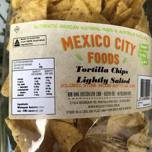 Mexico City Foods - Tortilla Chips - Lightly Salted 300g - Rosalie Gourmet Market