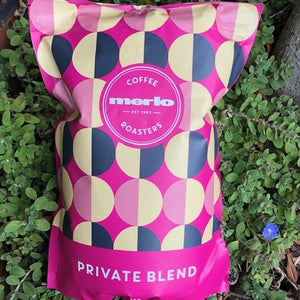 Merlo Private Blend Coffee - Rosalie Gourmet Market