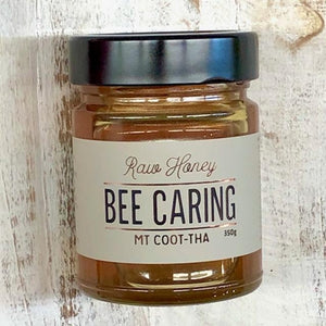 Bee Caring Local Mt Cootha Honey 350g - Rosalie Gourmet Market